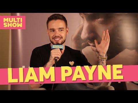 Liam Payne + Laura Vicente | Bastidores | Música Multishow
