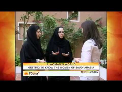Second-Class Saudi Women - Internalized Submission to Men