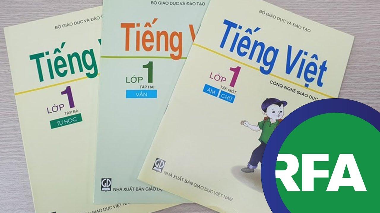 """Vì sao bộ sách """"Tiếng Việt lớp 1 Công nghệ giáo dục"""" bị phản đối?"""
