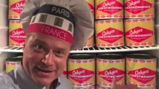 How to make fermented herring