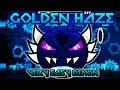 Golden Haze by Viprin & Nox (Very Easy Demon)   Geometry Dash   Napero