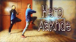 Hero Aakhde ( Jordan Sandhu ) Bhangra  D Dance Planet Academy