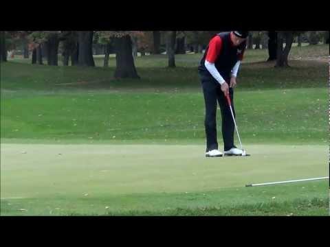 2012 MIAC Men's & Women's Golf Championships Award Ceremony / Day 3 Action
