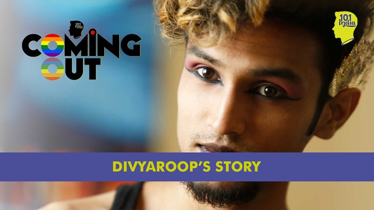 Download #ComingOut: Divyaroop's Story | Androgyny In India | Unique Stories from India