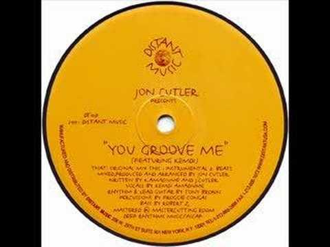 Jon Cutler & Kemdi - You Groove Me (Original Mix)