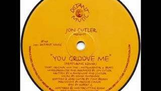Jon Cutler & Kemdi - You Groove Me (Original Mix)