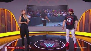 WWE Wal3ooha: سيث رولينز يطلب تفسير من دين أمبروز