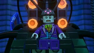 LEGO Batman 3: Beyond Gotham (PS4) - Walkthrough Part 6: The Lantern Menace (Brainiac
