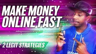 The FASTEST Way To MAKE MONEY Online in 2020