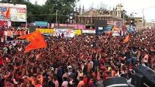 Ganpati Visarjan | Shivaji Peth Doble Galli 2018 4K Video | Vijayapur Karnataka!