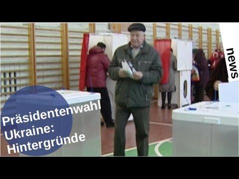 Präsidentschaftswahl Ukraine: Hintergründe