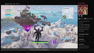 Being bots on Fortnite