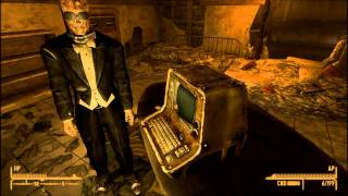 Fallout New Vegas Dead Money Strike Up the Band part 3 of 4 Puesta del Sol South