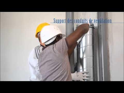 Installation du réseau de VMC dans un Bâtiment Collectif - FFB IDF Est