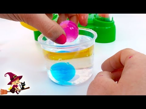 Ciencia y Experimentos para Nin虄os con Mejores Juguetes
