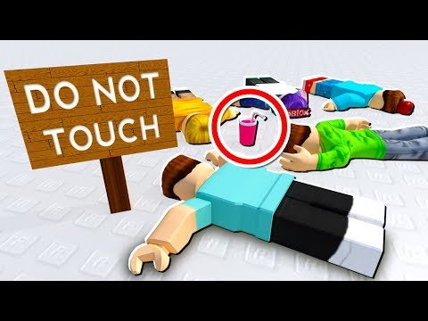 DO NOT TOUCH THIS KOOL AID IN ROBLOX!