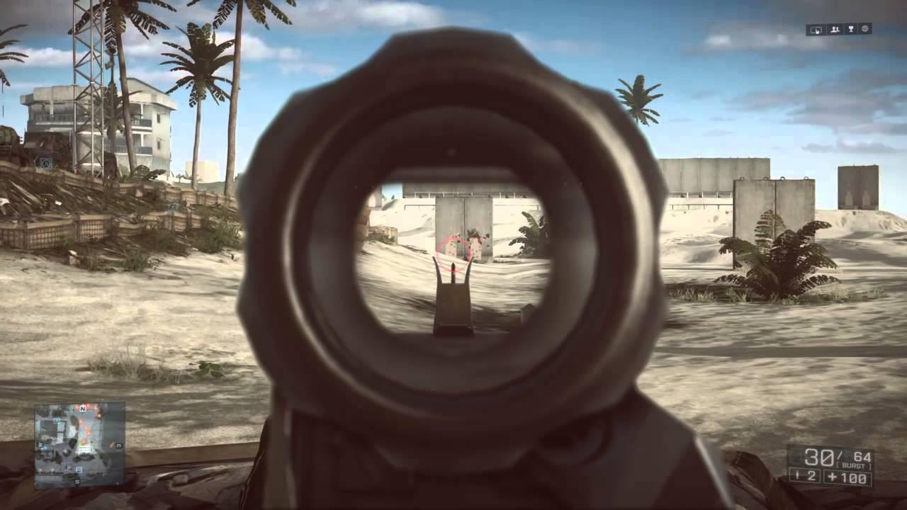 Battlefield 4 Us Pararescue Loadout Youtube