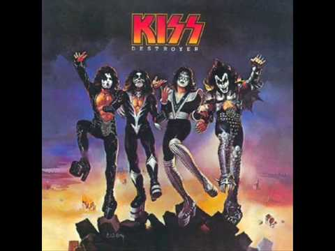 Kiss - Shout it out loud (with lyrics)