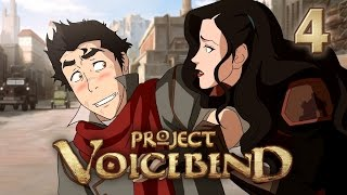 PROJECT VOICEBEND (Legend of Korra Abridged) Episode 4