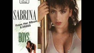 Sabrina - Boys (summertime love) (1986)