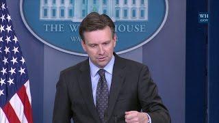 12/8/16: White House Press Briefing