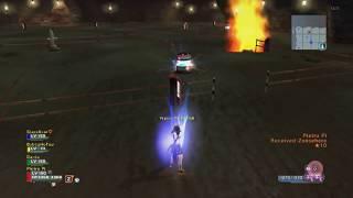 Phantasy Star Universe - Thunderburst Duel a.k.a. Bomberman!