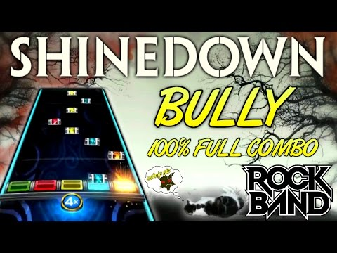 Shinedown - Bully 100% FC while my cat is passed out from chronic catnip