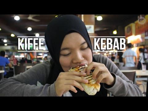 Cari Makan Bersama BloggerBar - Kiffe Kebab, Asia Cafe