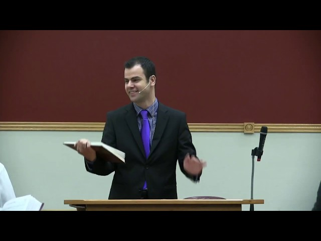 Do we need preaching today? 190825 AM · Pastor Jerome Pittman · VBC Livestream