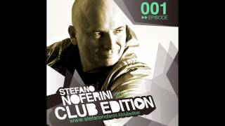 Club Edition 001 with Stefano Noferini