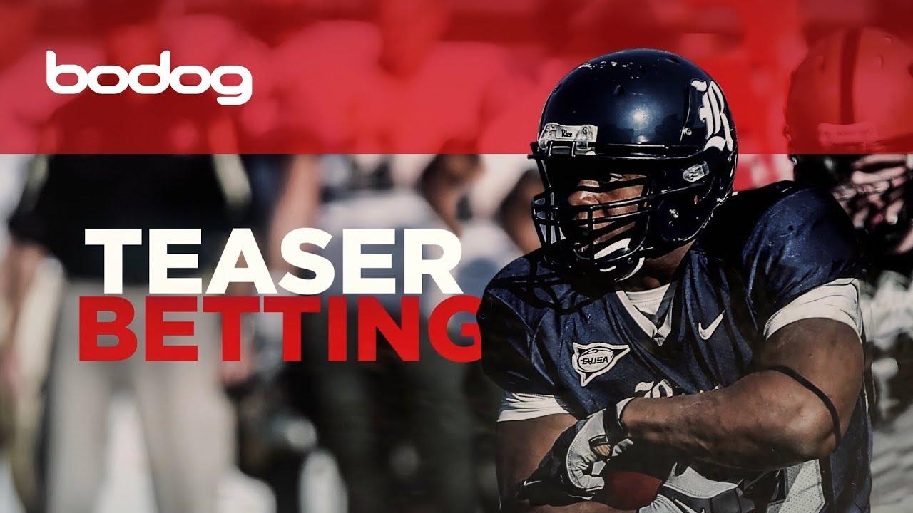 Teasers in football betting betting patinggi alienware