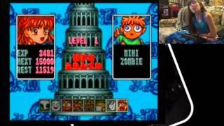 Child Reactions - Sega Saturn Series - Puyo Puyo 2