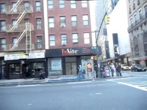 Bla Bla Bla Llegando A New Yorkkk Y Viendo Un Poco De Las Calles Mientras Toy En Mi Auto