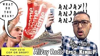 Kemal Palevi Youtuber ngerap dan Justin Bieber | AllDay Radio