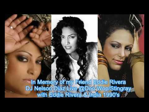 DJ Nelson Diaz live @Doo Wop StingRay with Eddie Rivera , India