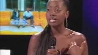 Big Brother UK 2005-Makosi's interview part 1