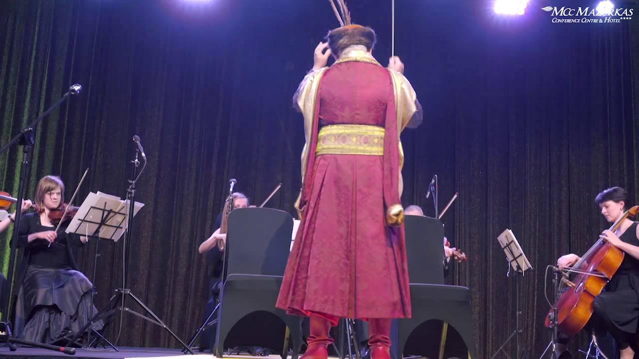 XXII FHMazurkas-benefis Szymona Kawalla-J.Strauss-