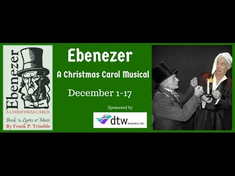 EBENEZER: A Christmas Carol - YouTube