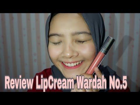 review-lipcream-wardah-no.5