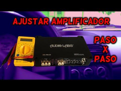 como-ajustar-amplificador-de-bajos