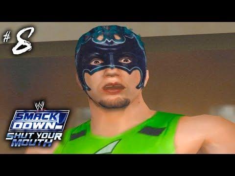 A SHOCKING TURN!!   WWE Smackdown Shut Your Mouth (Season Mode)