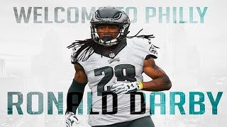 Ronald Darby Highlights || Welcome to Philly ᴴᴰ