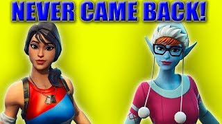 5 SKINS THAT NEVER RETURNED! (Fortnite Skins Becoming Rare)