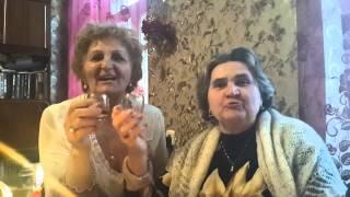 Бабуля пьет за секс