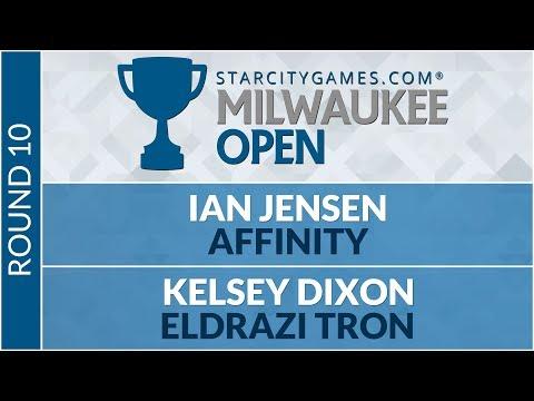 SCGMKE  Round 10  Ian Jensen vs Kelsey Dixon Modern