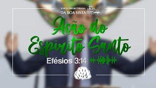 A ação do Espírito Santo na vida da Igreja | Devocional Diário | Rev. Leonardo Falcão | IPBV