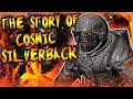 The Story of COSMIC SILVERBACK! ROCKET CRASHED ON EARTH! COD Black Ops 3 Zombies Storyline