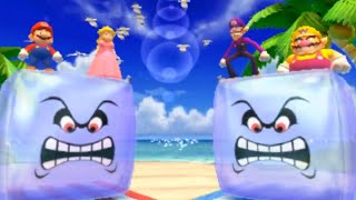 Mario Party: The Top 100 - All Funny Minigames | MarioGamers