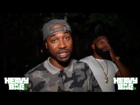 Serius Jones Addresses Tay Roc and Murda Mook Status in Battle Rap