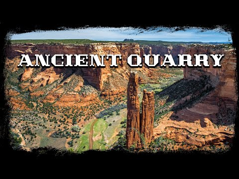 Ancient quarry